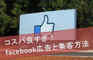 整骨院facebook広告集客